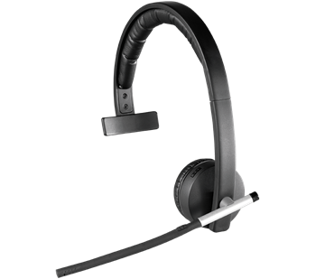Logitech H820e Mono - wireles headset
