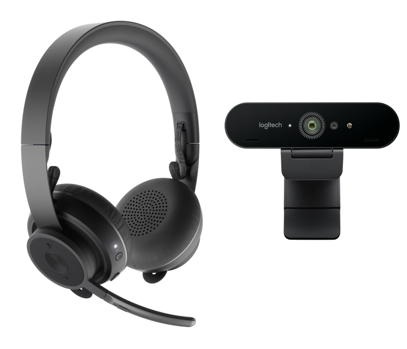 Logitech Pro Personal Video Collab kit