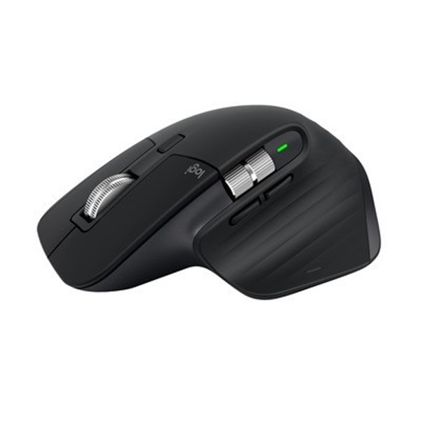 Logitech MX Master 3 Wireless Muis - Zwart