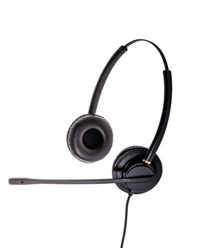 United Headsets Max 30 Stereo headset Jabra Quick Disconnect