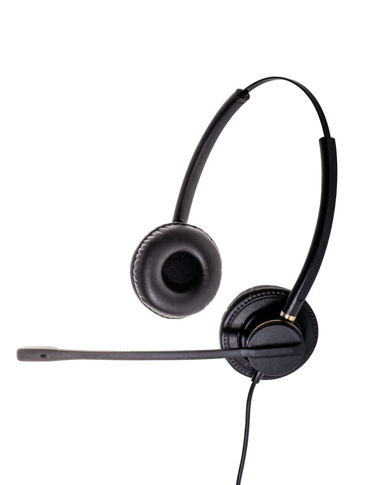 United Headsets Max 30 stereo - PLX, Poly connector