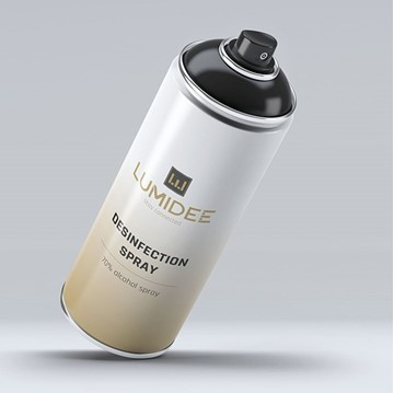 Desinfection Spray 70% alcohol